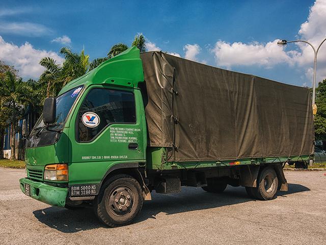 yoong mei3TonCargo Lorry